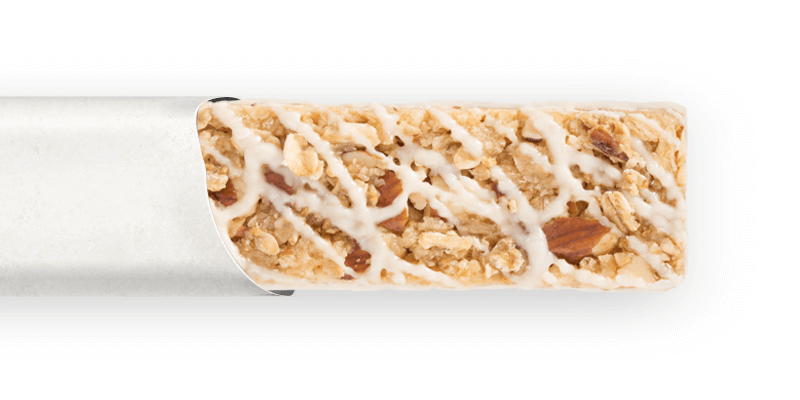 almond granola snack bar