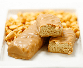 whipped peanut butter protein bar
