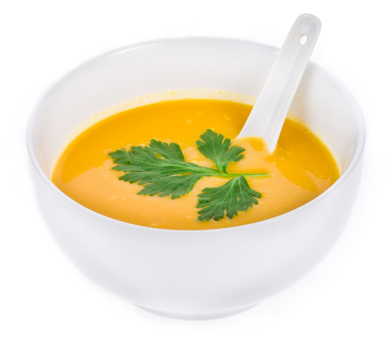 Thai Curry Plant and Algae Protein soup